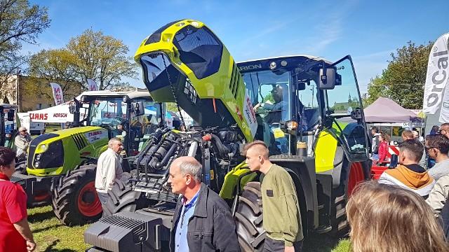 XXVI Targi Rolne Agrotechnika 2018 w Bratoszewicach. Rywalizowali producenci najlepszych ciągników rolniczych i najlepszych maszyn