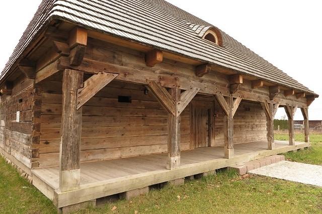Lamus w Knyszynie znalazł się wśród nagrodzonych w kategorii architektura i budownictwo drewniane znalazł się lamus w Knyszynie