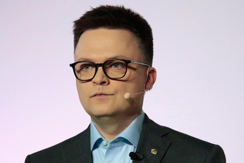 Szymon Hołownia może mieć kłopoty z zarejestrowaniem swojej...