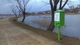 Trwają prace przy oczyszczaniu zbiornika Pasternik w Starachowicach. Specjalne maszyny w akcji (WIDEO)