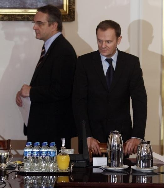 Donald Tusk ogłosił, że postulaty PSL nie będą uwzględnione w projekcie