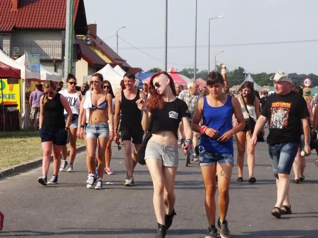 Jarocin Festiwal:  Drugi dzień