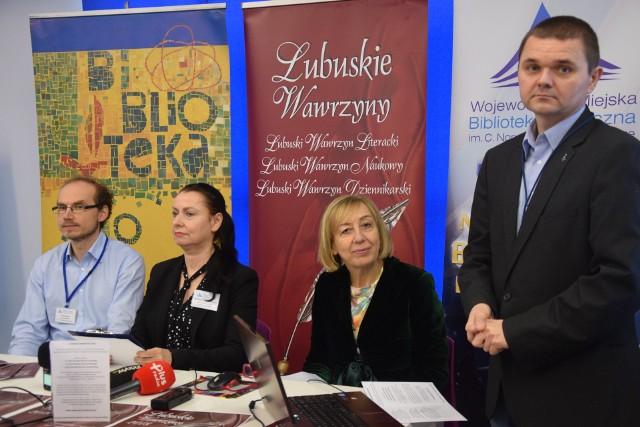 Na Wawrzyny zapraszają: (od lewej): Paweł Kalisz, Małgorzata Domagała, Anna Polus oraz Przemysław Bartkowiak.