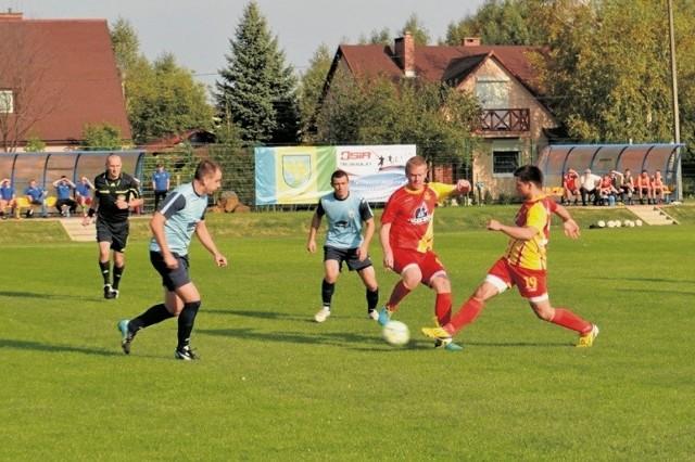 Pierwszy mecz na nowym stadionie wygrała miejscowa drużyna MKS Sokół. Koszt przebudowy obiektu to ponad 2 mln złotych.