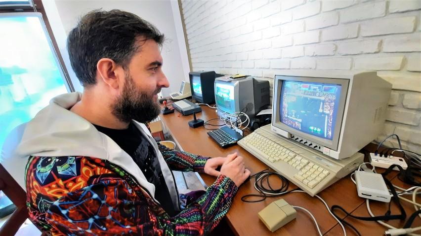 W Opolu działa Muzeum Retro Komputerów. Można tam zagrać...