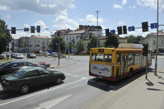 Plac Śreniawitów - jedno z najbardziej ruchliwych skrzyżowań w Rzeszowie przez prawie tydzień będzie zamknięte dla ruchu.