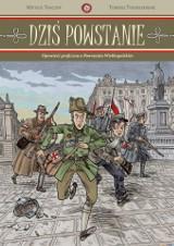 Powstanie Wielkopolskie w komiksowym stylu. Nasza historia w obrazkach!