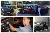 Cristiano Ronaldo kupił sobie nowe Ferrari Monza SP2! Zobacz oszałamiające samochody CR7 [ZDJĘCIA]