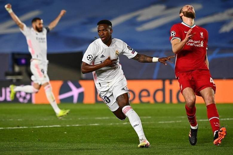 Liverpool - Real Madryt NA ŻYWO 14.04.2021 r. Real obroni ...