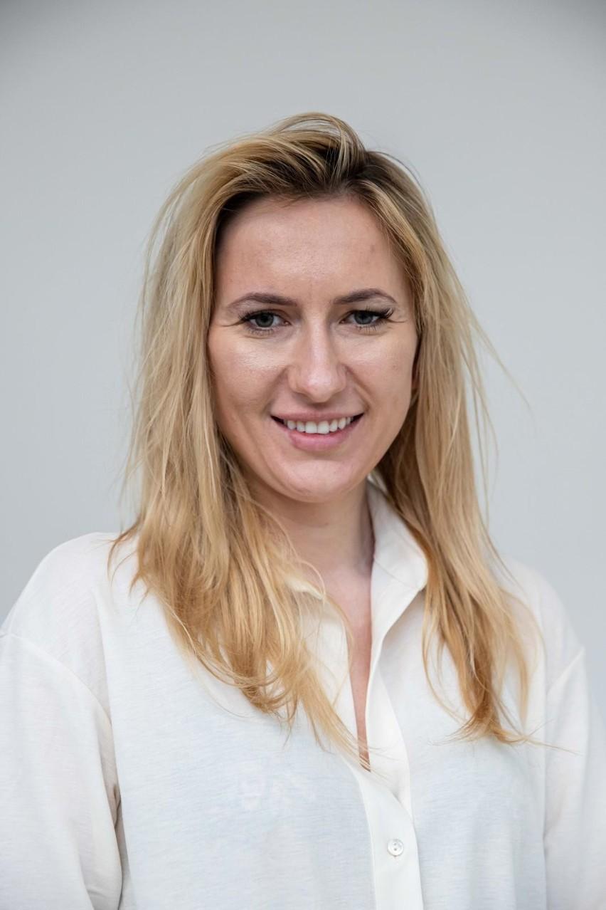 Marzena Bednarek, koordynatorka ds. szczepień w punkcie...