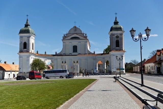 W tym roku dzięki dofinansowaniu z resortu kultury oraz urzędu marszałkowskiego zostanie naprawiony dach barokowego kościoła w Tykocinie