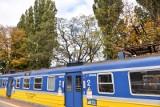 Utrudnienia w kursowaniu SKM. W Gdańsku Głównym pociąg zatrzymał się w rozjeździe