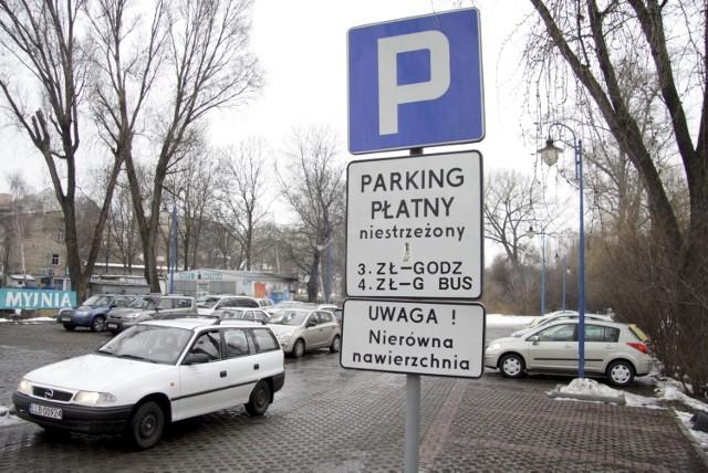 Parking przy ul. Wodopojnej będzie darmowy