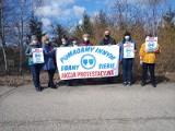 Trwa protest: Żądamy wyraźnego dofinansowania obszaru opieki psychiatrycznej. Dziś Dzień Pracownika Służby Zdrowia