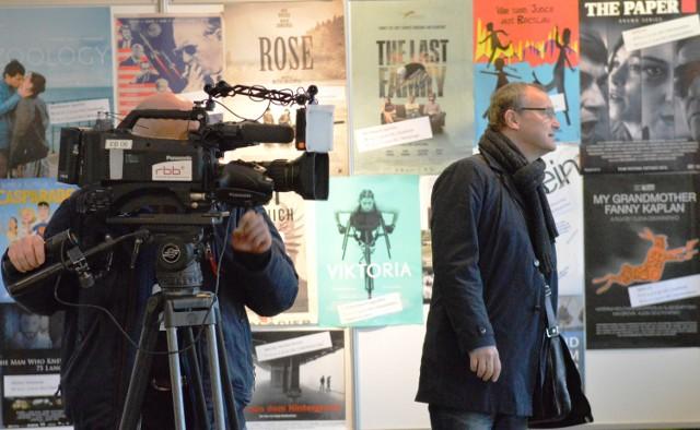 24 godziny z życia 26. FilmFestiwal Cottbus. Knut Elstermann z RadioEins