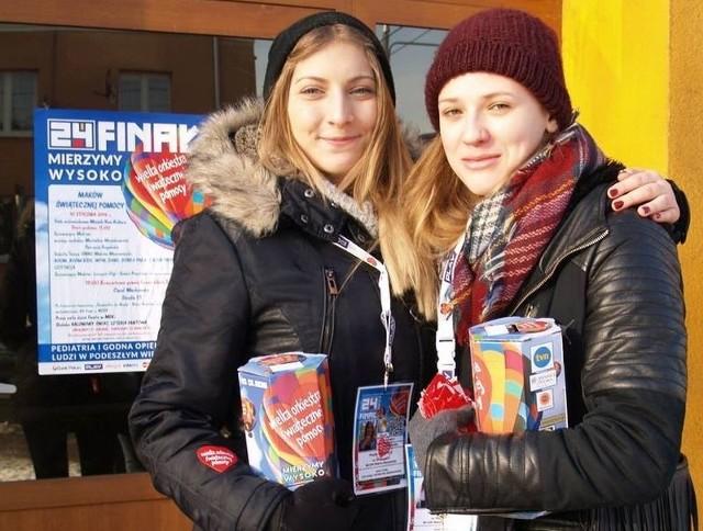 W ubiegłym roku w makowskim sztabie kwestuje 60 wolontariuszy – z Makowa Mazowieckiego, Krasińca, Krasnosielca, Szelkowa i Chodkowa.