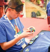 W Galerii Łódzkiej Dzień Dziecka z kostką Rubika - każdy może spróbować swych sił