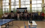 Turniej tenisa stołowego o puchar wójta gminy Stromiec (ZDJĘCIA Z TURNIEJU)