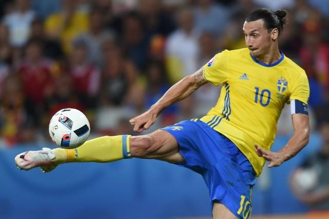 Ibrahimović zrezygnował z gry w reprezentacji po Euro 2016