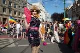 Marsz Równości 2021 w Poznaniu: Kolorowa parada przeszła przez miasto. Zobacz zdjęcia