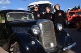 Radosław Kostuch ma wielką pasję. Są nią stare samochody