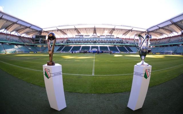 Legia Warszawa liczy na trzecie trofeum w erze Deana Klafuricia