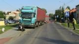 Tragiczny wypadek motocyklisty w Psarach: zginął 43-letni motocyklista. Policja ustaliła przebieg wydarzeń ZDJĘCIA
