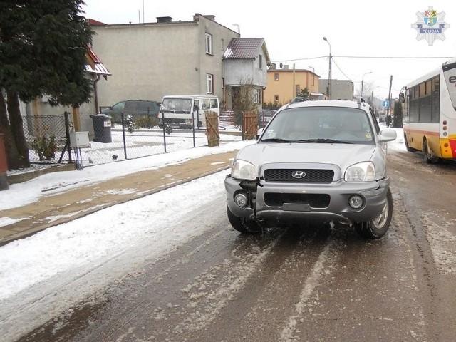 Pijany kierowca chciał dać łapówkę policjantom