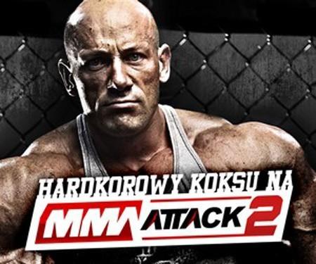 Koksu - Najman MMA walka. Transmisja online TV.