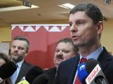 """Wystawa """"Oddziały Łupaszki"""" w Podlaskim Urzędzie Wojewódzkim. Minister edukacji: Jesteśmy dziś winni hołd tym żołnierzom"""