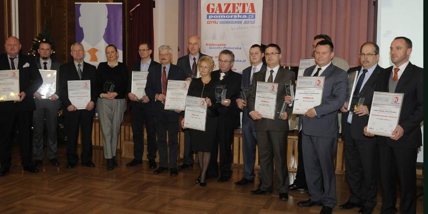 """Laureaci """"Nasze Dobre z Kujaw i Pomorza 2013. Znak jakości..."""
