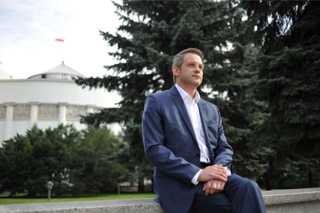 Tomasz Cimoszewicz, syn byłego premiera, startuje w wyborach z list Platformy