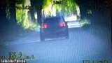 30-letni kierowca audi pędził w Górkach Noteckich w powiecie strzelecko-drezdeneckim ponad 100 km/h