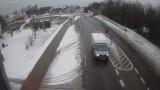 Atak zimy w Białymstoku. Śnieg na drogach i samochodach. Jak sytuacja na drogach? [ZDJĘCIA]