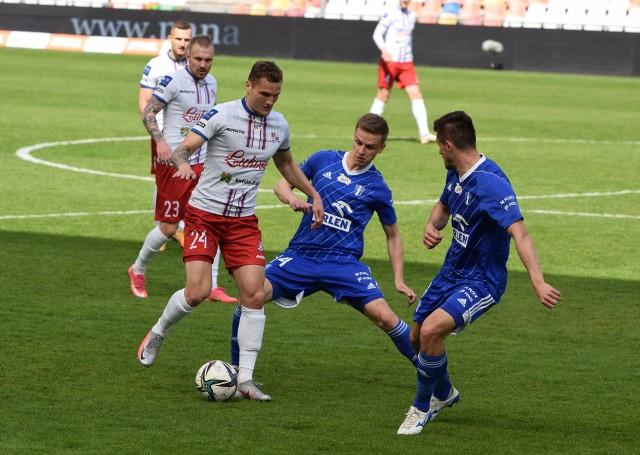 W sobotnim meczu 29. kolejki PKO Ekstraklasy Podbeskidzie Bielsko-Biała zremisowało z Wisłą Płock 1-1.