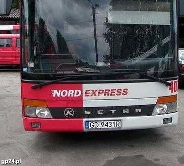 Ze Słupska do Ustki nocą dojeżdża tylko Nord Express i to jedynie w weekendy