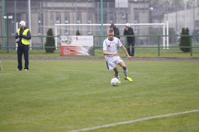 Przemysław Kwaśniewski, który ma doświadczenie z gry w 2 i 3 lidze, teraz ma być jednym z liderów Chemika Kędzierzyn-Koźle.