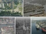Archiwalne zdjęcia lotnicze Gdańska. Zobacz, jak wyglądało miasto z lotu ptaka w latach 70. i 80.