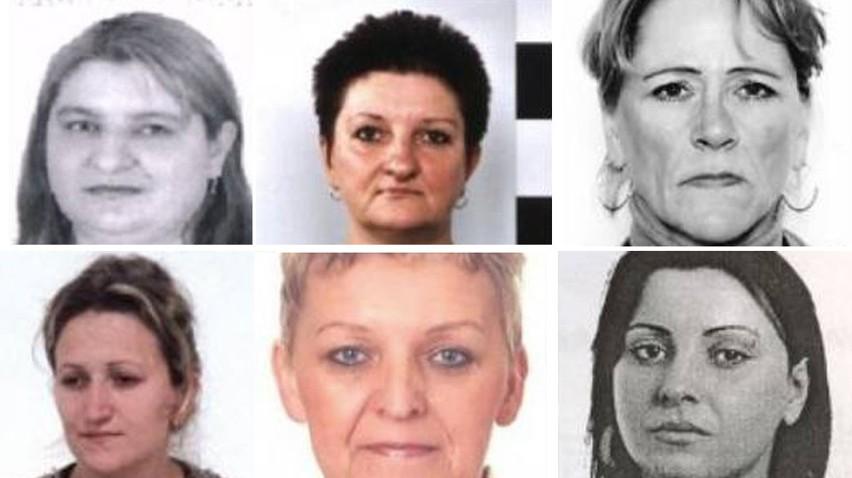 Kobiety poszukiwane przez zachodniopomorską policję.
