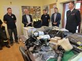 Dotacje dla strażaków ochotników z Tarnobrzega. Jednostki zrobiły zakupy za ponad 90 tysięcy złotych [ZDJĘCIA]