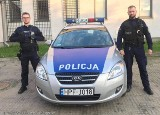 Policjanci z Koluszek uratowali młodą kobietę, która chciała popełnić samobójstwo
