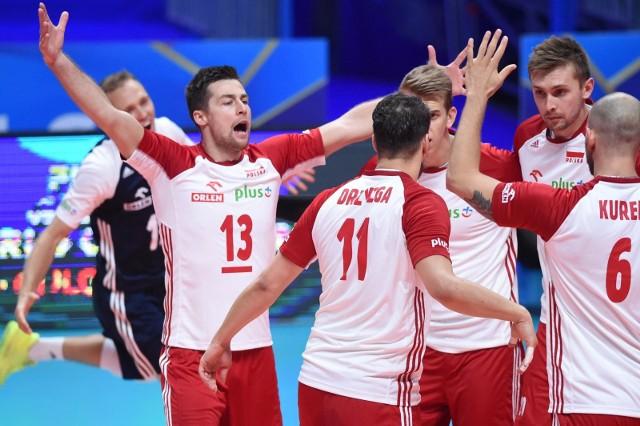 Polska - USA w półfinale mistrzostw świata w siatkówce