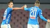 Liga włoska. Arkadiusz Milik z dwunastą bramką w sezonie. Polak trafił w meczu Napoli - Sampdoria [WIDEO]