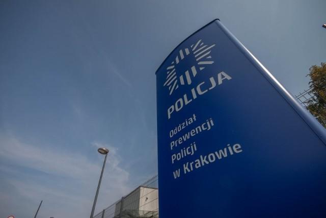 Oddział Prewencji Policji w Krakowie