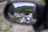 Gorący poranek na Obwodnicy Trójmiasta. Dwa spore wypadki z udziałem łącznie ośmiu pojazdów na drodze w kierunku Łodzi