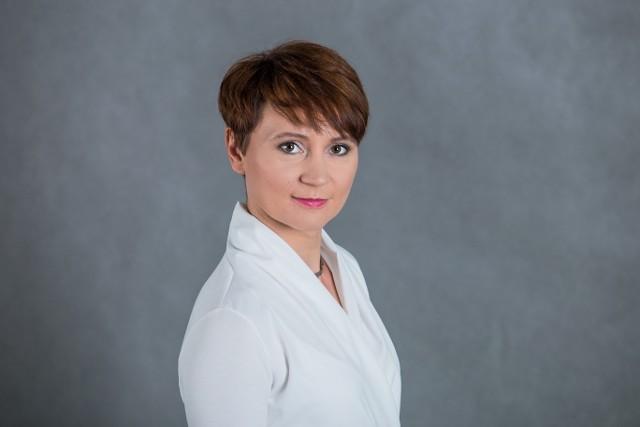 Katarzyna Gulbicka, Kierownik Działu Wsparcia Strategii z BEST S.A.