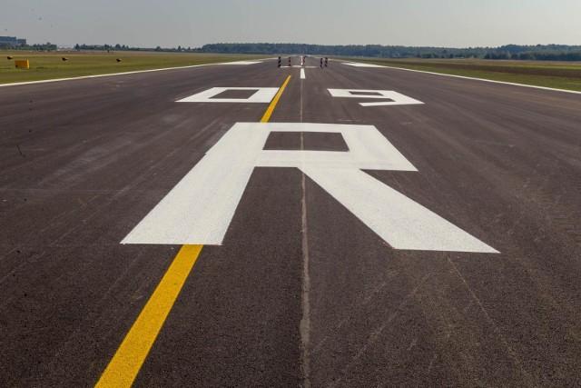 Na lotnisku Krywlany w Białymstoku prace budowlane już się zakończyły. Teraz obiektem zajmie się Urząd Lotnictwa Cywilnego. To on zdecyduje, kiedy wylądują tu pierwsze samoloty.