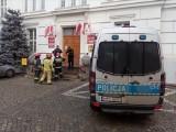 Alarm bombowy w Urzędzie Wojewódzkim w Bydgoszczy. Na miejscu są wszystkie służby