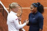 Roland Garros. Williams w finale z Muguruzą