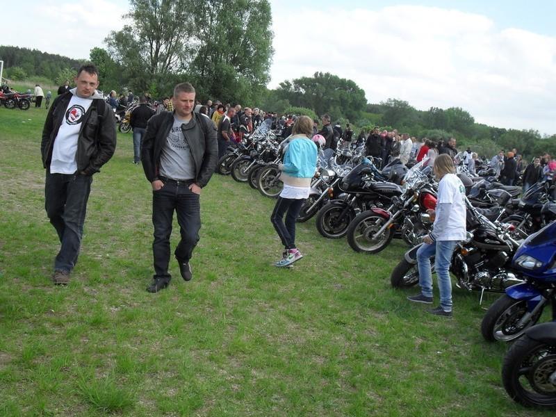 Sezon motocyklowy w Barcinie rozpoczęty! [foto]